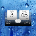 Digital clock world weather [pro]